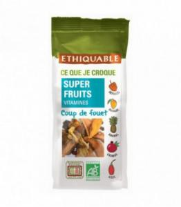 Super fruits à croquer bio - équitable