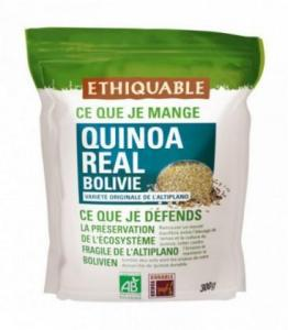 Quinoa Real Bolivie bio - durable - DERNIERS STOCKS