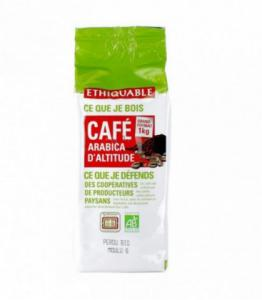 Café 1 kg Pérou MOULU bio - équitable