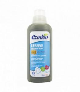 Lessive concentrée écologique au savon d'alep