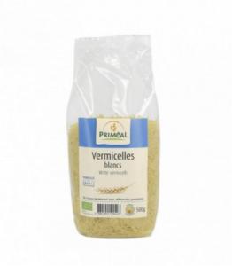 Vermicelles blancs bio