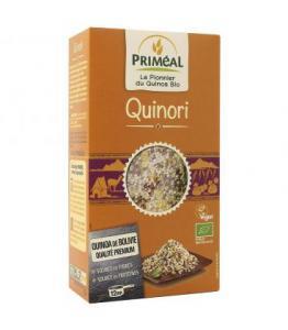 Quinori : quinoa - riz bio