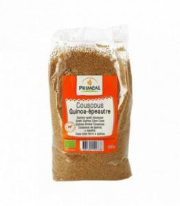 Couscous de quinoa - épeautre bio