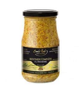Moutarde à l'ancienne en grains bio