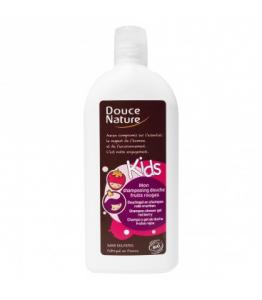 Mon shampoing douche fruits rouges bio