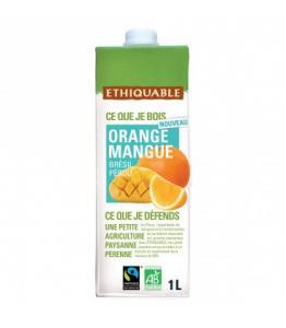 Jus Orange Mangue bio - équitable