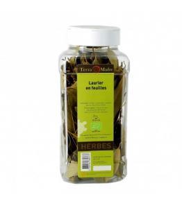 Laurier en feuilles bio (grand pot)