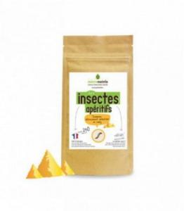 DESTOCKAGE - Insectes Apéritifs au Curry - DERNIERS STOCKS