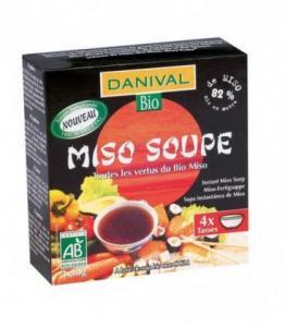 DESTOCKAGE - Miso SOUPE déshydratée à base de soja bio