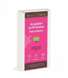 DESTOCKAGE - Mélange d'épices Un goûter en Provence