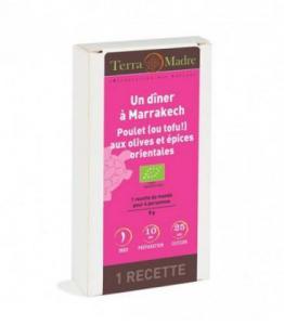 DESTOCKAGE - Mélange d'épices Un dîner à Marrakech