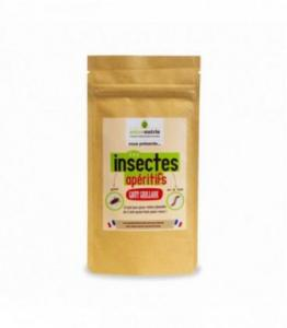 DESTOCKAGE - Insectes apéritifs saveur grillade - DERNIERS STOCKS