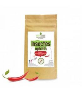 DESTOCKAGE - Insectes apéritifs saveur salsa - DERNIERS STOCKS
