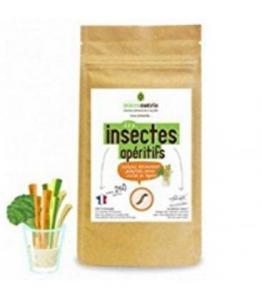 DESTOCKAGE - Insectes Apéritifs Cocktail de légumes - DATE DEPASSEE