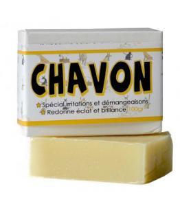 Chavon - Le savon pour les animaux à l'huile d'olive et de coco 100% bio - vegan
