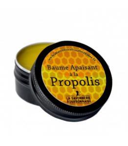 Baume de la ruche apaisant à la propolis 100% bio