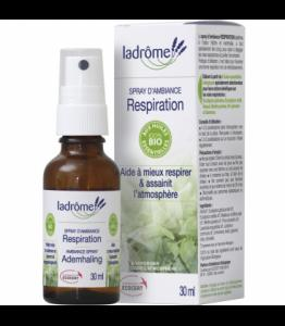 Spray respiration aux huiles essentielles bio