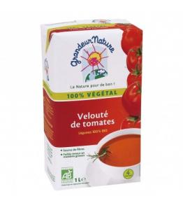 Velouté de tomates bio - sans gluten