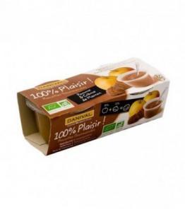 DESTOCKAGE - Purée pomme - crème de marron 100% plaisir bio