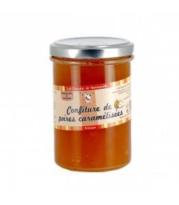 Confiture de poires caramélisées de Normandie