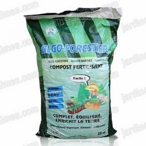 Algo-Forestier x3 - compost fertilisant