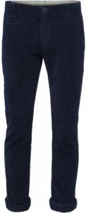 Wales Corduroy Chinos Total Eclipse