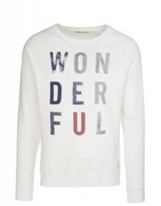 Greg Wonderful Off White