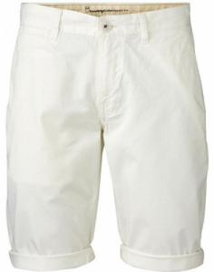 Twisted Twill Shorts Bright White
