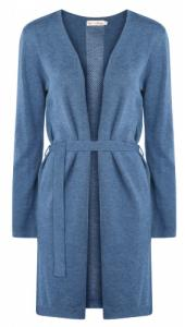 Eadie Long Cardigan Teal