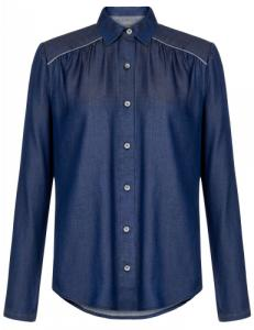 Axana Shirt Washed Denim