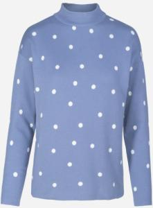 Riley Dots Light Blue