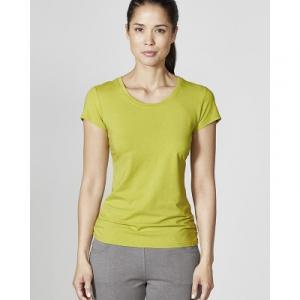 Tee-shirt uni chanvre et coton bio