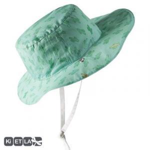 Chapeau vert d'eau Cactus anti-UV