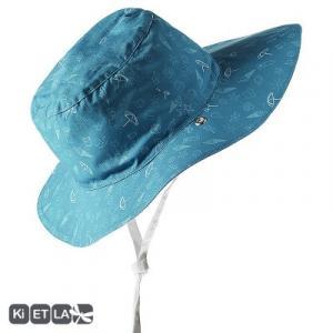 Chapeau turquoise Swimming pool anti-UV