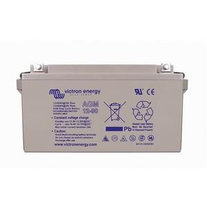 Batterie solaire AGM Victron 90 Ah 12V