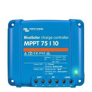 Régulateur de charge MPPT 75-10 10A VICTRON