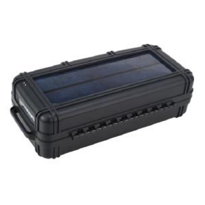 ROKPAK chargeur solaire Blue