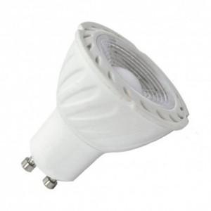 Spot LED GU 10 blanc chaud 3W