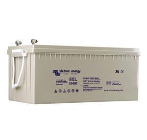 Batterie GEL solaire VICTRON 220 Ah 12V