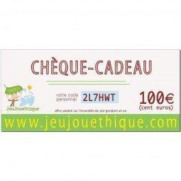 Chèque Cadeau - 100 €