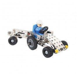 Jeu de construction métallique le Tracteur