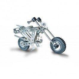Jeu de construction métallique La Moto