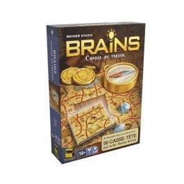 Brains Chasse Au Trésor
