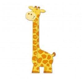 Toise en bois Girafe