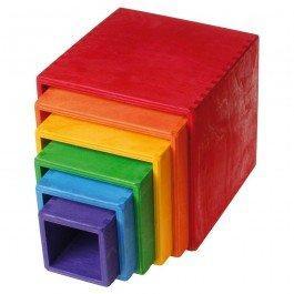 Grands cubes Gigognes à empiler de Grimm's