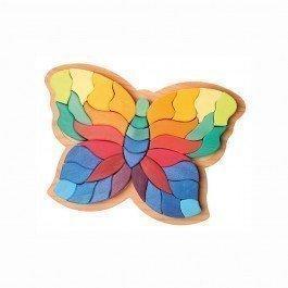 Puzzle Papillon géant de Grimm's