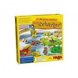Le Verger - La grande collection de jeux