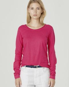 T-shirt femme léger manches longues - nouveaux coloris!