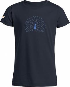 T-shirt enfant imprimé Paon