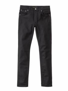 Lean dean - dry ever black - Nudie Jeans